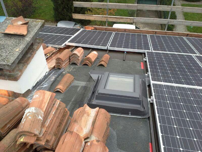 Rifacimento di tetti e coperture con smaltimento amianto for Finestre velux su amazon